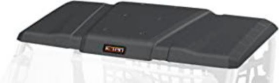 Kolpin UTV Windshield Full-Tilting for Honda® Pioneer® 1000 3-PASS Product image
