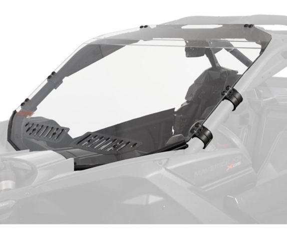 Kolpin UTV Windshield Full-Fixed Vented for  CAN-AM® Maverick® X3 Product image