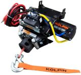 Kolpin Honda® ATV Quick-Mount Winch Kit, 3500-lb | Kolpinnull
