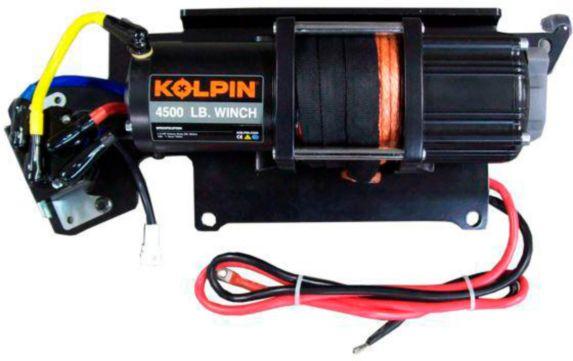 Treuil à montage rapide Kolpin pour Polaris Ranger, 4 500 lb Image de l'article