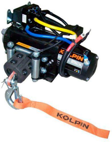 Treuil à montage rapide Kolpin pour Polaris Sportsman, 3 500 lb Image de l'article