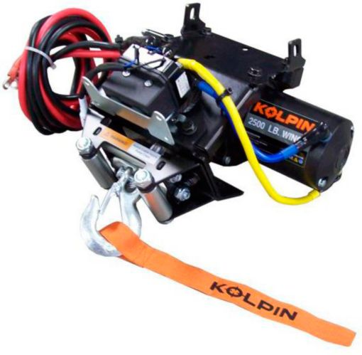 Kolpin CAN-AM® Outlander Quick-Mount Winch Kit, 2500-lb Product image