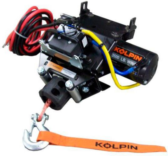 Kolpin CAN-AM® Outlander Quick-Mount Winch Kit, 3500-lb Product image