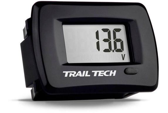 Trail Tech TTO Digital Voltage Gauge Product image
