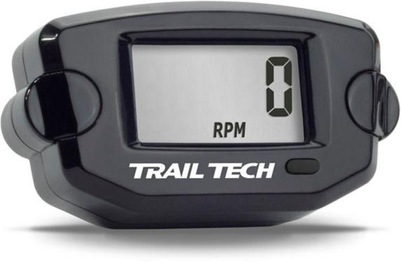Jauge numérique TTO compte-tours/heures Trail Tech, noir Image de l'article