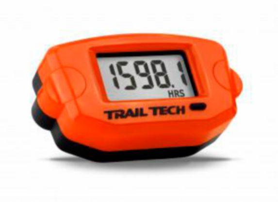 Jauge numérique TTO compte-tours/heures Trail Tech, orange Image de l'article