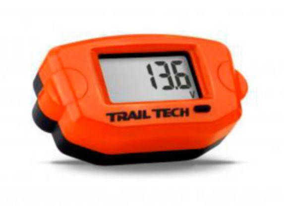 Jauge de tension TTO avec montage en surface Trail Tech, orange Image de l'article
