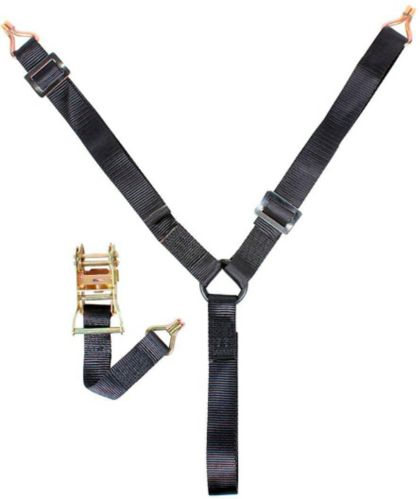 Pro Armor® Ratcheting Y-Strap, 1.5-in