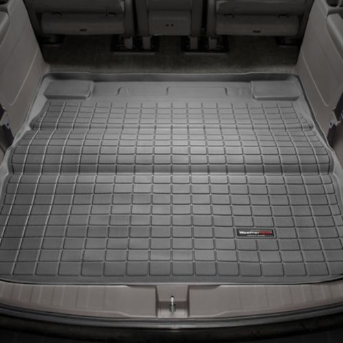 WeatherTech® Custom Cargo Liner, Behind 2nd Row Seating, Asian Car Make Product image