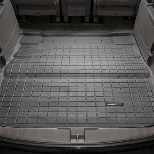WeatherTech® Custom Cargo Liner, Behind 2nd Row Seating, European Car Make