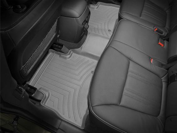 WeatherTech® Custom Rear FloorLiner™, Grey Product image