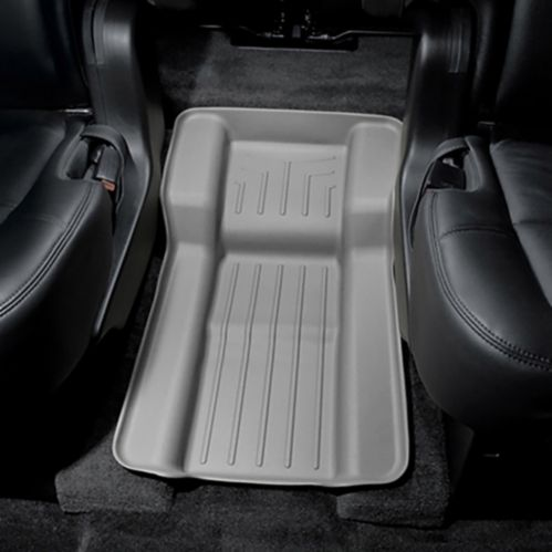 WeatherTech® Custom Aisle FloorLiner™, Grey Product image
