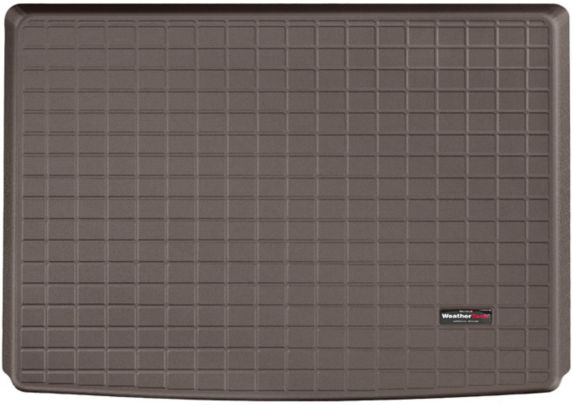 WeatherTech® Custom Cargo Liner, Behind 2nd Row Seating, Cocoa
