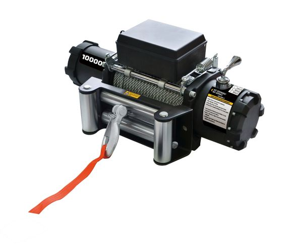 Tundra Tested Truck Winch, 10,000-lb