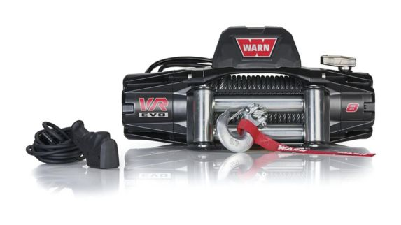 Warn 8,000-lb Truck Winch Product image