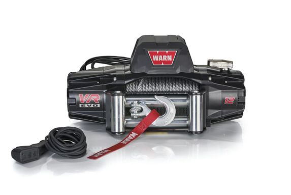 Warn 12,000-lb Truck Winch Product image