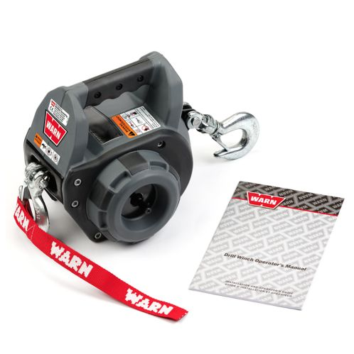 Warn Drill Winch, 750-lb Product image