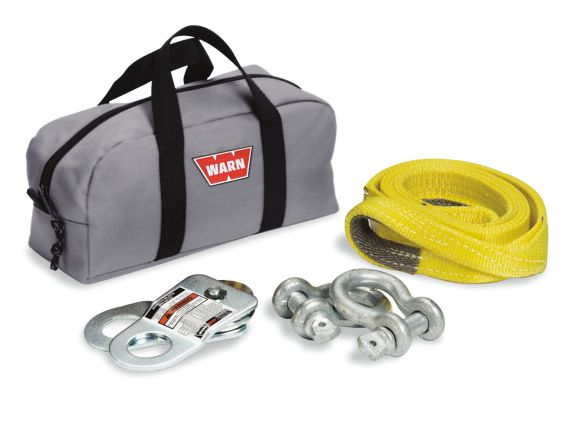 Warn Utility Winch Rigging Kit Product image