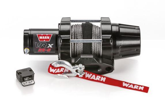 Treuil à corde synthétique VRX 25-S Warn, 2500 lb Image de l'article