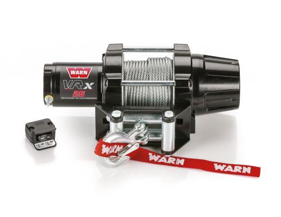 Treuil à câble en acier VRX 25 Warn, 2500 lb Image de l'article