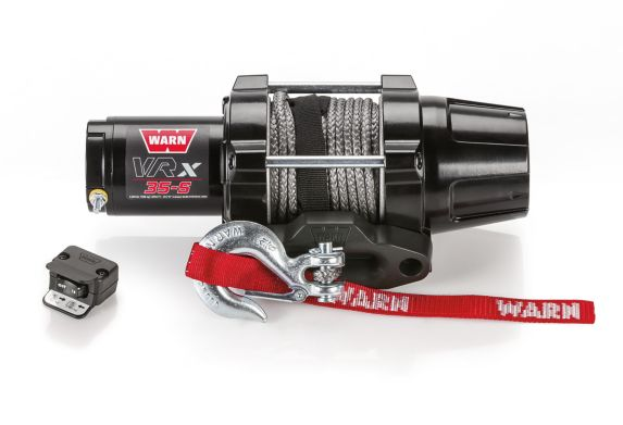 Warn VRX 35-S Synthetic Rope Winch, 3500-lb Product image