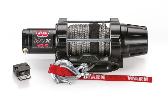 Warn VRX 45-S Synthetic Rope Winch, 4500-lb Product image