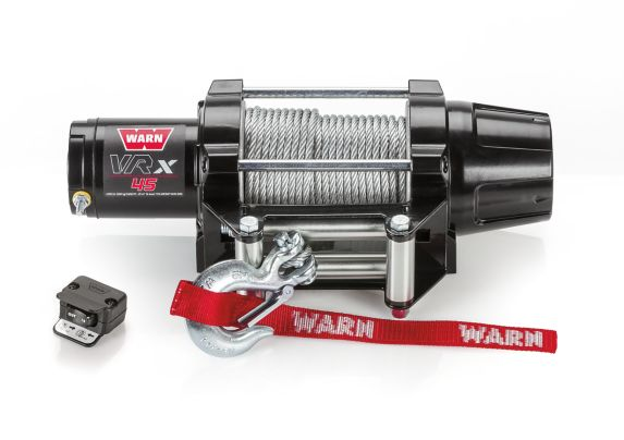 Warn VRX 45 Wire Rope Winch, 4500-lb Product image