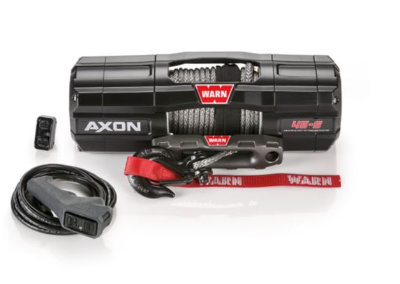 Warn Axon 45-S Synthetic Rope Winch, 4500-lb Product image