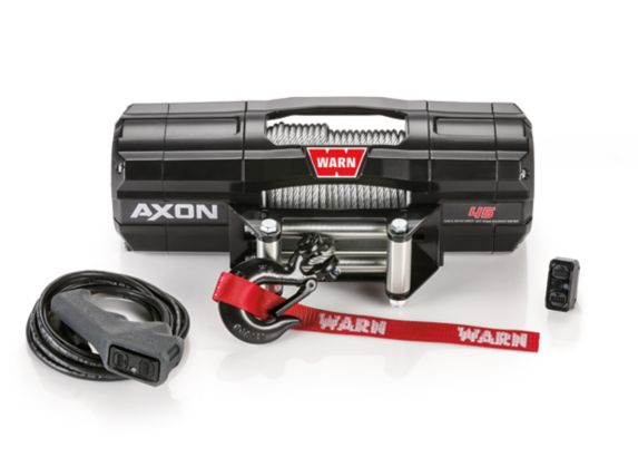 Warn Axon 45 Wire Rope Winch, 4500-lb Product image