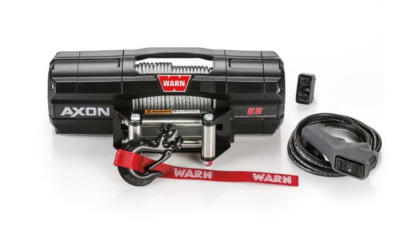 Warn Axon 55 Wire Rope Winch, 5500-lb Product image