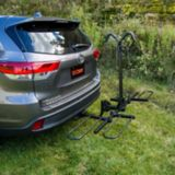 CURT Tray-Style Hitch-Mounted Bike Rack (2-Bike, 1-1/4-in or 2-in Shank) | CURTnull