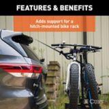 Sangle de soutien pour porte-vélos d'attelage CURT, 61 po | CURTnull