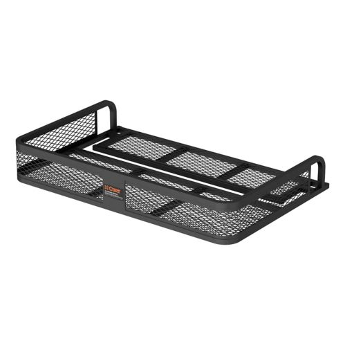CURT Black Steel Universal ATV Cargo Carrier, 41-in x 26-in Product image