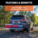 CURT Elastic Cargo Net for Hitch Carrier | CURTnull