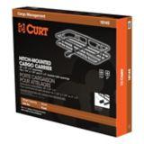 Panier porte-bagages CURT, acier noir | CURTnull
