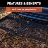 CURT Black Steel Tray Cargo Carrier | CURTnull