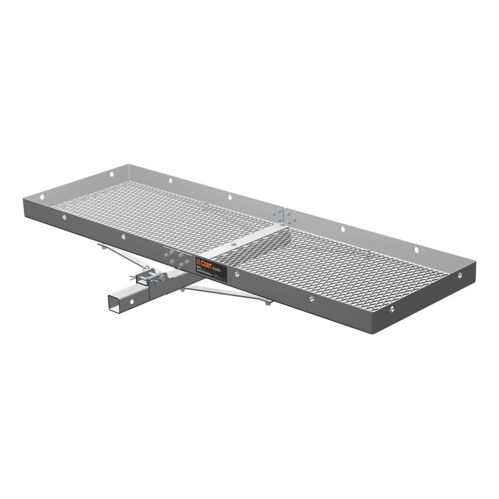 CURT Aluminum Tray-Style Cargo Carrier Product image
