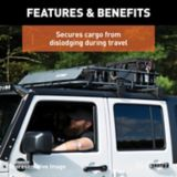 CURT Elastic Cargo Net for Extended Roof Basket | CURTnull