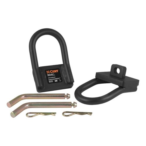 CURT 5th Wheel Safety Chain Anchors Product image
