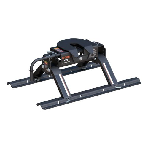 CURT E16 5th Wheel Hitch with Rails Product image
