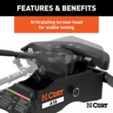 CURT A16 5th Wheel Hitch | CURTnull