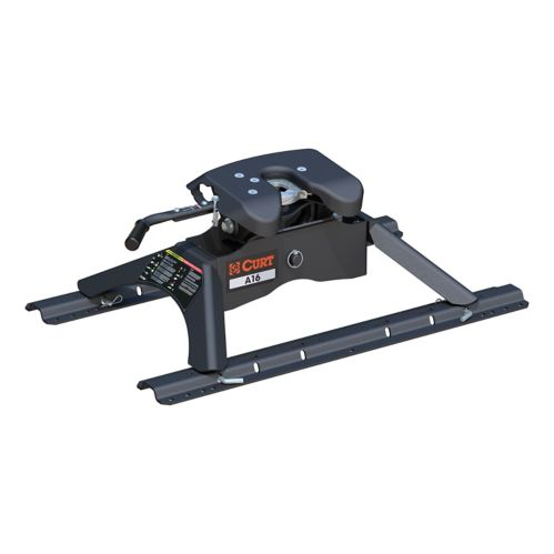 CURT A16 5th Wheel Hitch with Rails Product image