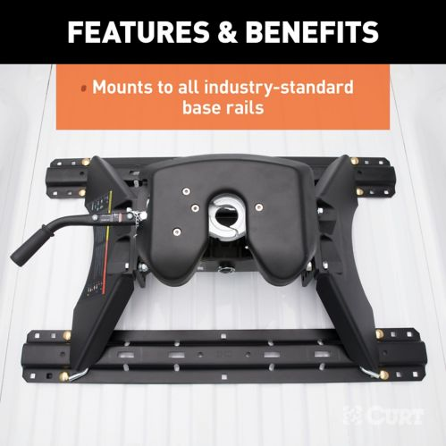 CURT A30 5th Wheel Hitch Product image