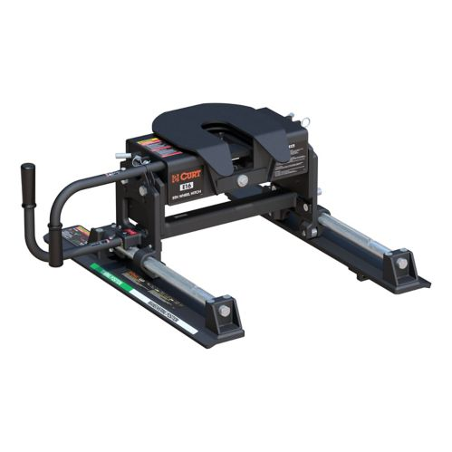 CURT E16 5th Wheel Hitch with Roller Product image