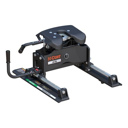 CURT A16 5th Wheel Hitch with Roller Product image