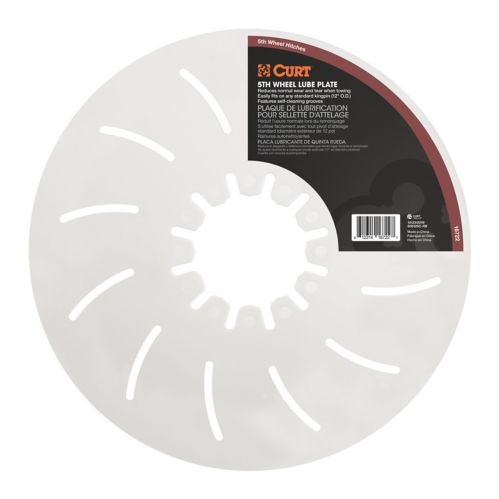 CURT 5th Wheel Lube Plate, 12-in Product image