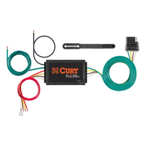 CURT Powered 3-to-2-Wire Taillight Converter Product image