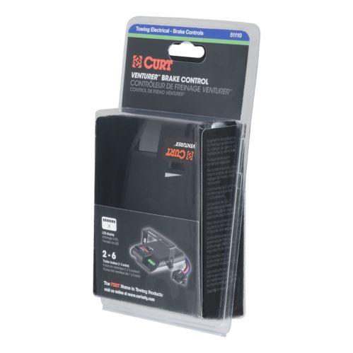 CURT Venturer Time-Delay Trailer Brake Controller Product image