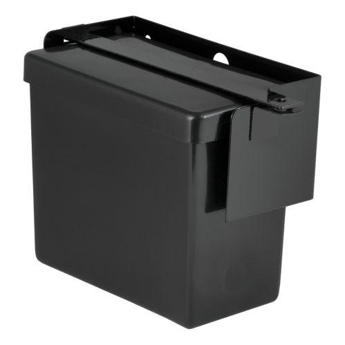 Boîtier de la batterie du système de freinage automatique CURT avec barre verrouillable, 5-7/8 po x 5-3/8 po x 3-1/2 po Image de l'article
