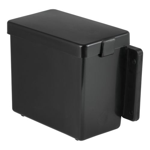 CURT Breakaway Battery Case with Lockable Tab, 6-in x 5-1/2-in x 3-1/4-in Product image